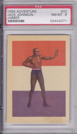 Jack Johnson Jabber PSA 8