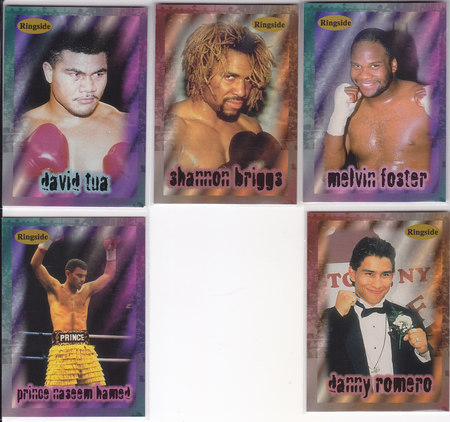 Ringside Rookie Set