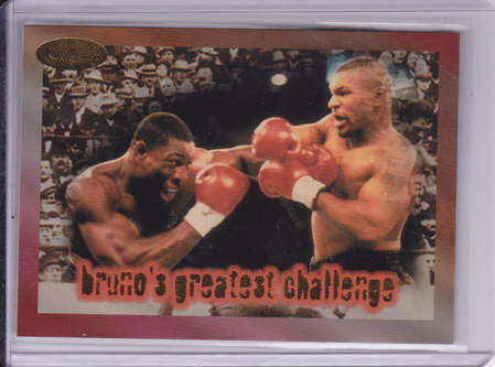 Frank Bruno Mike Tyson
