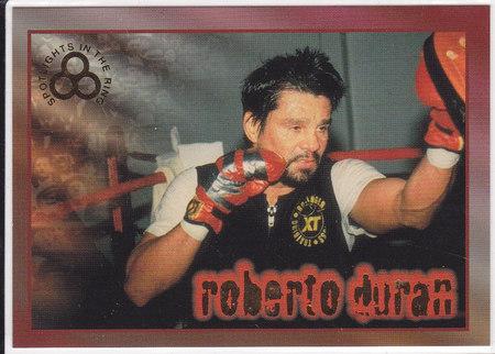 Roberto Duran GOLD