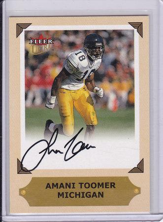 Amani Toomer