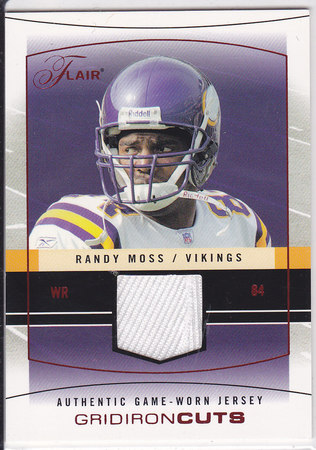 new arrival 4cce3 10079 Football Cards > Randy Moss