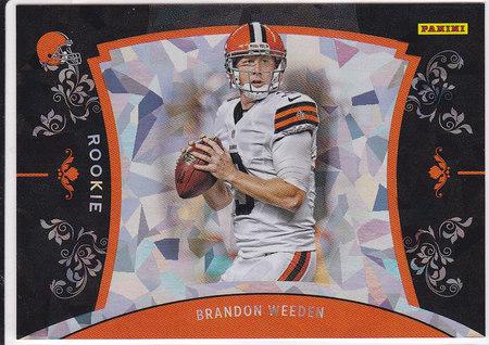 Brandon Weeden /25