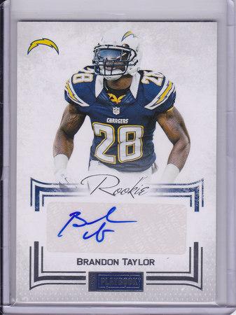 Brandon Taylor