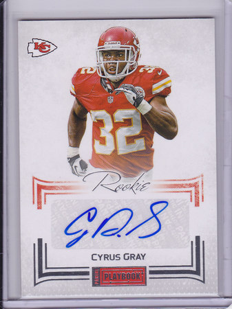Cyrus Gray