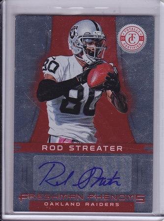 Rod Streater