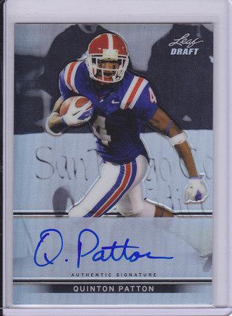Quinton Patton 32/99