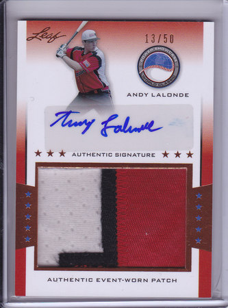 Andy Lalonde 13/50
