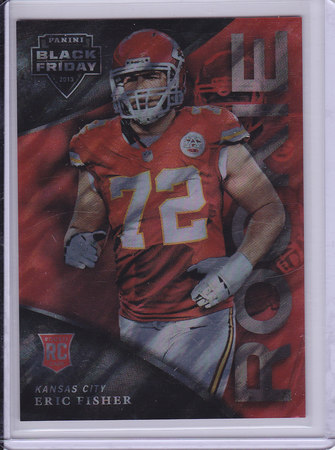 Eric Fisher /30