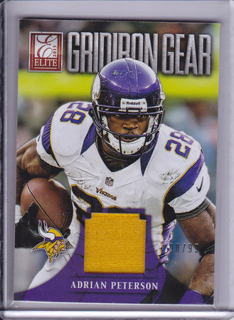 Adrian Peterson 08/99