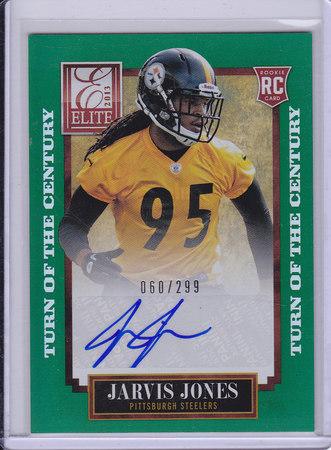 Jarvis Jones 060/299