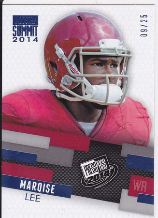Marqise Lee 09/25