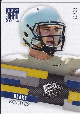 Blake Borltes 21/25