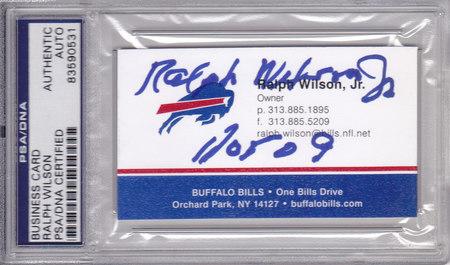 Ralph Wilson Jr