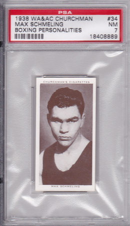 Max Schmeling PSA 7