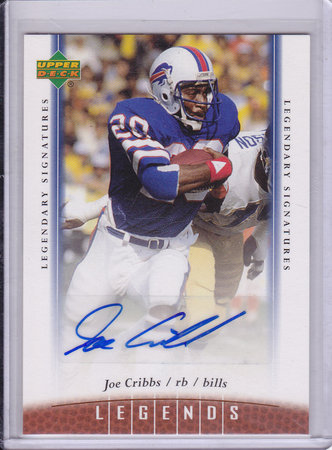 Joe Cribbs