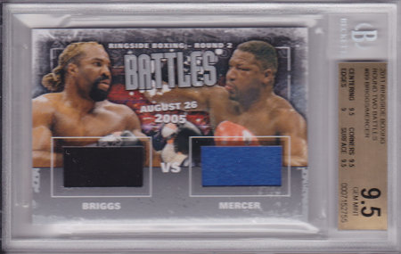 Shannon Briggs, Ray Mercer