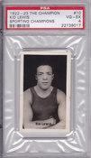 1922-23 Kid Lewis PSA 4