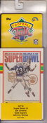 1989 Topps Football Talk Set B