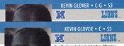 1990 Kevin Glover