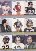 1990 Pro Set Super Bowl MVP Set