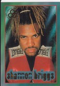 1996 Shannon Briggs ROOKIE GOLD