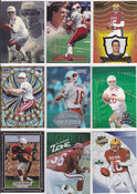 Jake Plummer Lot of 9