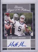 2007 Matt Moore