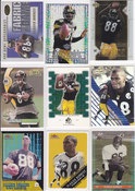 Plaxico Burress Lot of 9