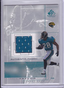 2001 Fred Taylor