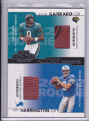 2002 David Garrard Joey Harrington
