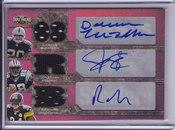 2008 Darren McFadden, Johnathan Stewart, & Rahard Mendenhall 4/6