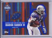 2008 Marion Barber III