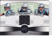 2010 Jimmy Clausen Armanti Edwards Brandon LaFell