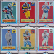 2010 eTopps 1956 Tribute Set