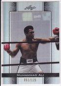 2011 Muhammad Ali #18