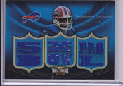 2011 Thurman Thomas