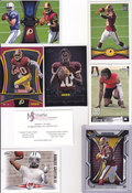 2012 Robert Griffin III rookie lot