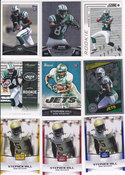 Stephen Hill rookie lot of 9