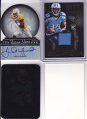 Justin Hunter 3 Card Lot