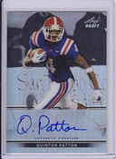 2013 Quinton Patton 32/99