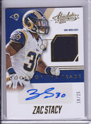 2014 Zac Stacy 18/25