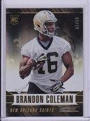 2014 Brandon Coleman 03/10