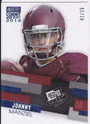 Johnny Manziel 01/25