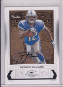 2009 Derrick williams