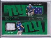 2009 Hakeem Nicks Ramses Barden