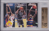 1993-94 Dennis Rodman, Shaquille O'Neal,  Mutombo
