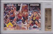 1993-94 Michael Jordan, Blaylock, John Stockton