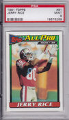 1991 Jerry Rice