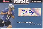 2005 Dan Orlovsky